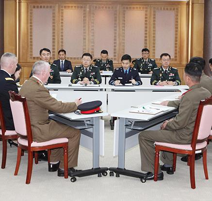 남북한·유엔사 간 3자협의체 2차 회의