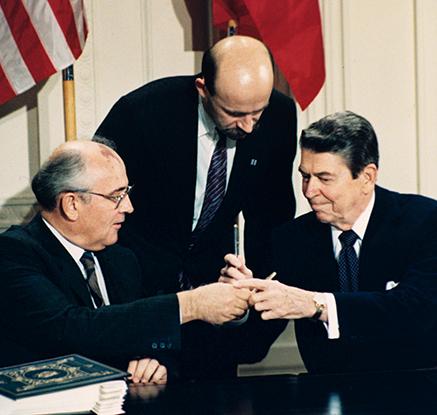"""'중거리 핵조약' 주인공 고르바초프 """"조약 파기 美계획은 과오"""""""