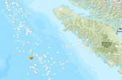 캐나다 서부 앞바다서 1시간도 안돼 6.5 이상 지진 '3연속' 강타