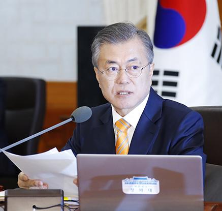 문대통령, 평양공동선언·남북군사분야 합의서 비준