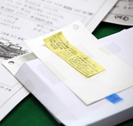 """쌍둥이 자매 5차례 문제유출…숙명여고 """"쌍둥이 0점처리·퇴학 절차진행 중"""""""