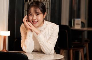 """'영주' 김향기 """"기회 오면 악역도 해보고 싶어요"""""""