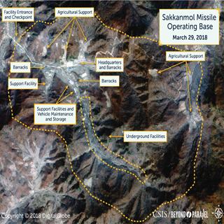 3월 북한 위성사진 뒤늦게 공개…미국, 언론플레이 논란