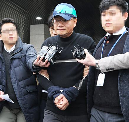 '범죄 종합세트' 양진호 검찰로…웹하드 카르텔 베일 벗어