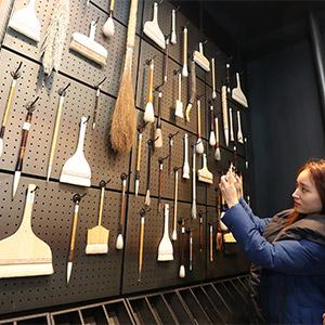 전통문화 장인들의 작품