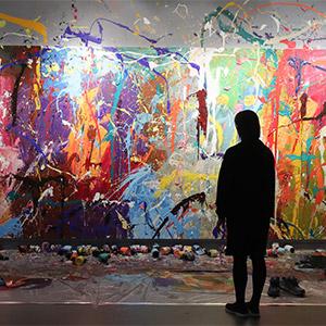 예술이 된 낙서, '위대한 낙서'展