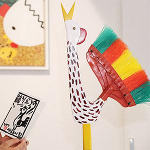 '닭' 소재 재미있는 작품들