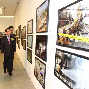 2017 광주전남보도사진전 신세계갤러리서 개막