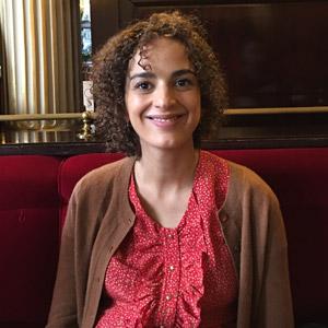 올해 파리국제도서전 초청작가 레일라 슬리마니