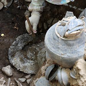 1천500년전 압독 지배층 묘 발굴