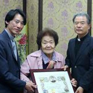 천주교, 김군자 할머니 장례미사 25일 거행