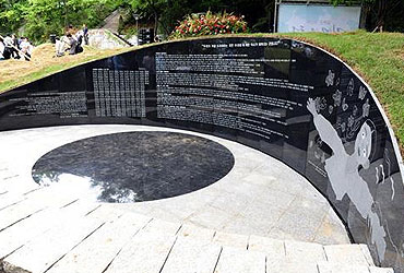 남산 위안부 '기억의 터' 1주년 기념행사 26일 열린다