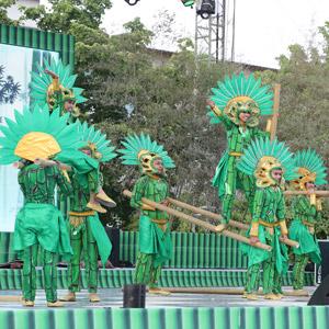 담양대나무축제-필리핀 대나무춤