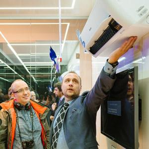 삼성전자 '무풍에어컨 유럽 론칭 행사'