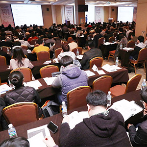 일본취업 설명회에 몰린 인파