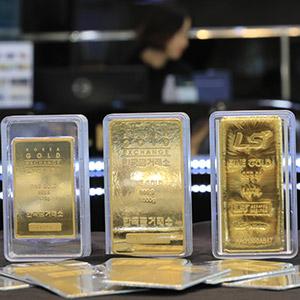 금값, 북핵 리스크에 반등