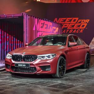 BMW, '뉴 M5' 세계 최초 공개
