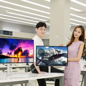 LG전자, HDR 모니터 시장 선점 나선다