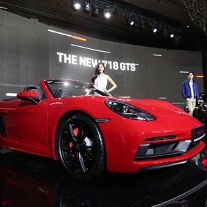 포르쉐 'The New 718 GTS' 출시