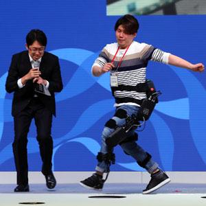 지체장애인용 로봇 수트의 희망은?