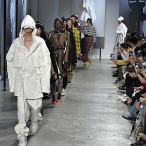 '준지', 2019년 봄여름 시즌 파리 컬렉션