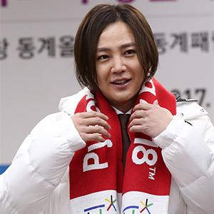 장근석, 올림픽 홍보대사의 멋