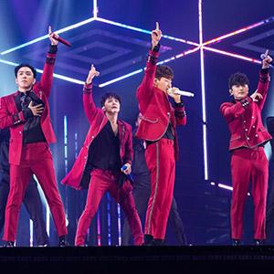 젝스키스, 올림픽공원 체조경기장에서 콘서트 개최