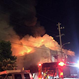 美서부 오클랜드 창고 화재…9명 사망·25명 실종