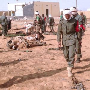 말리 군 기지에 자폭 테러…최소 50명 사망·100명 부상