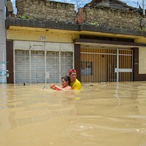 페루, '엘니뇨' 홍수 피해…사망자 90명·이재민 12만명