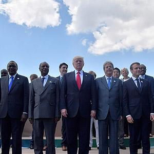 G7 정상회의 폐막…기후변화 합의 실패
