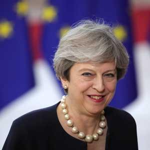 """英 총리 """"브렉시트 후에도 EU 국민 영국에 잔류 가능"""""""