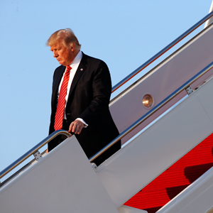 """트럼프 """"나프타 폐기가능""""…멕시코·캐나다 """"협상전략 불과"""""""