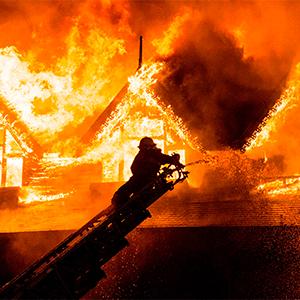 미얀마 유명 호텔서 큰불…관광객 긴급 대피