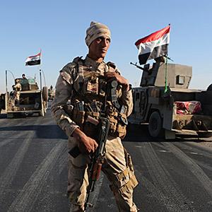 이라크, 쿠르드군 쫓아내고 유전지대 키르쿠크 전부 장악