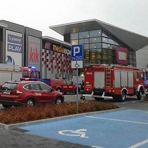 폴란드 쇼핑몰서 무차별 흉기 난동…최소 8명 사상