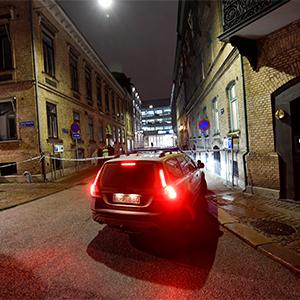 화염병 습격 당한 스웨덴 유대인 회당…용의자 3명 체포