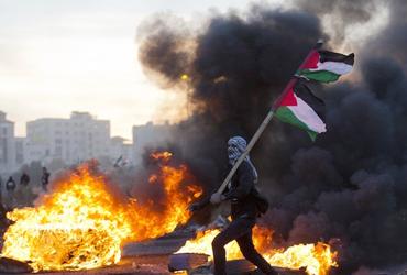 이-팔 '예루살렘 갈등' 최고조…로켓포 발사에 탱크 보복공격