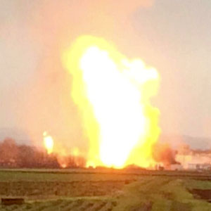 墺 천연가스 허브 폭발…가스공급 차단 伊 비상사태