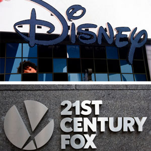 디즈니, 21세기폭스 인수…명실상부 '콘텐츠 제왕'으로