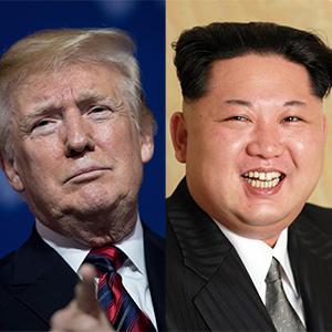 """트럼프 """"북미회담 한다면 싱가포르서 내달 12일 열릴 것"""""""