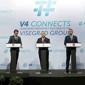 비세그라드 4개국, 난민논의 EU 비공식 정상회의 불참 선언