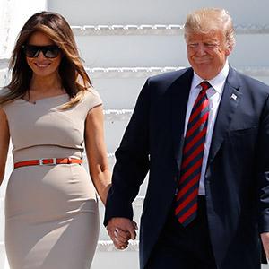 """트럼프, 영국 첫 방문…""""영국인, 나를 매우 좋아해"""""""
