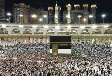 이슬람 메카 성지순례 시작…전 세계 200만명 참가