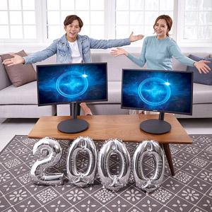 삼성 퀀텀닷 게이밍 모니터, 출시 한 달 만에 2천대 판매