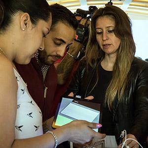 중남미 첫 출시 '갤럭시탭 S3'에 높은 관심