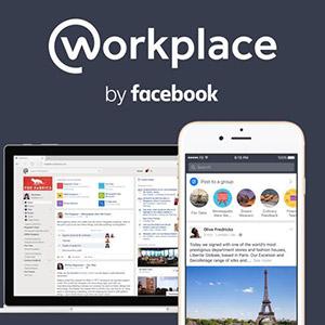 페이스북 '워크플레이스', 비영리단체·교육기관에 무상 제공