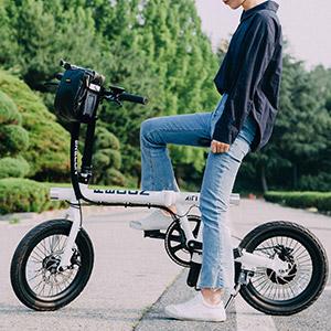 KT, 전기자전거 'AIR i' 출시