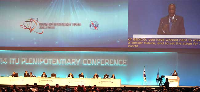 부산 ITU 전권회의 폐막…19일간 대장정 마무리