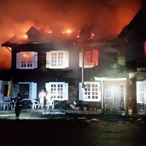 강릉 음식점서 불